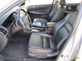 black interior 2003 honda accord ex sedan photo 38085188