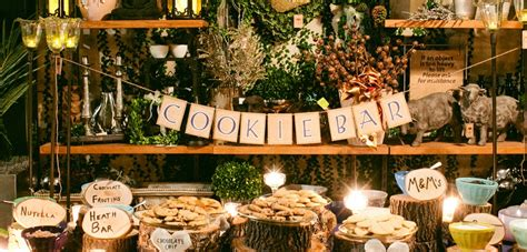 Wedding Reception Foods Ideas by 20 Creative Wedding Food Bar Ideas For Your Big Day