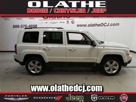 2012 Jeep Patriot Mpg Sell Used 2012 Jeep Patriot In Olathe Kansas United States