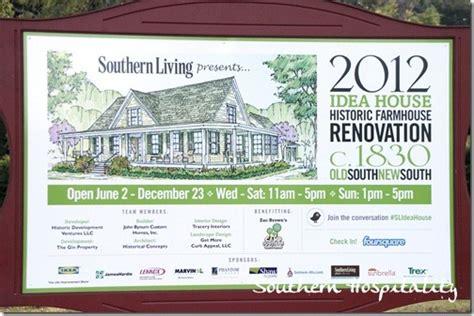 Ballard Designs Atlanta Ga feature friday southern living idea house in senoia ga
