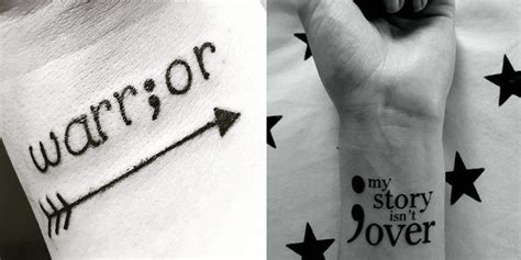 quotation mark tattoo meaning colon grammer colon pictures to pin on