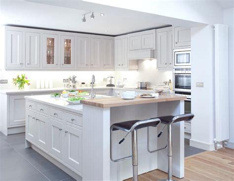 Inframe Hand Painted Kitchen   Transitional   Kitchen   Dublin   by Noel Dempsey Design