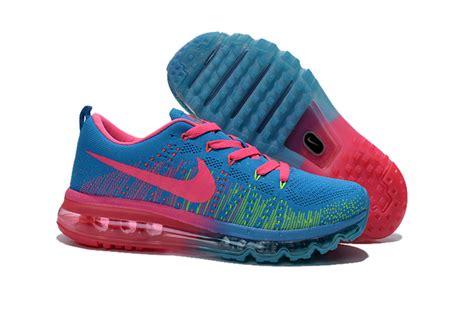 cheap nike air max flyknits blue pink cheap lebron