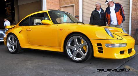 Ruf Porsche 911 Turbo by 1997 Ruf Porsche 911 Turbo R Yellowbird
