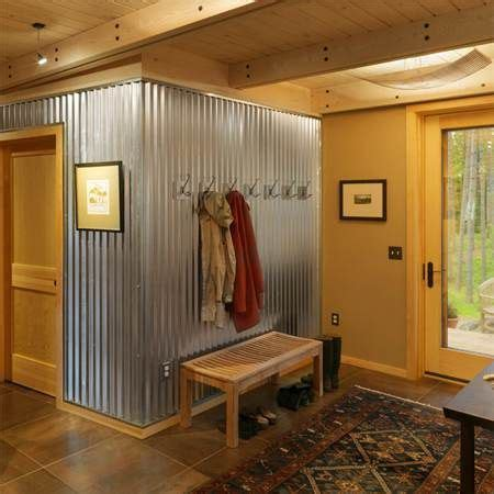 can i put a bathroom in my basement 25 best ideas about sheet metal wall on pinterest tin