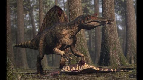 spinosaurus  carcharodontosaurus  balance  power