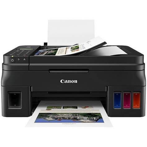 canon color printer canon pixma g4410 a4 colour multifunction inkjet printer