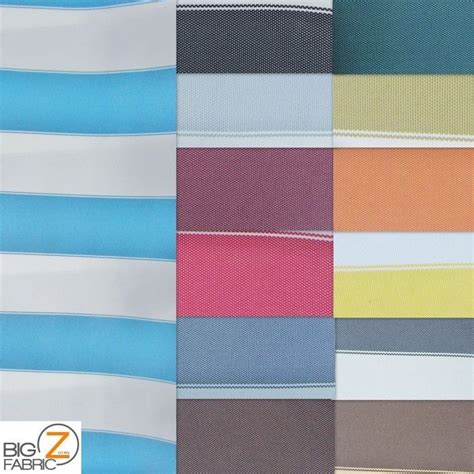 waterproof awning material 2 quot stripe deck outdoor fabric waterproof anti uv awning