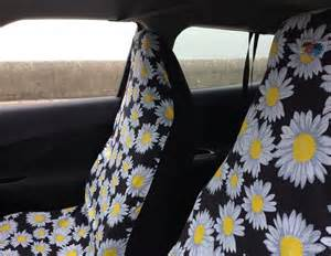 Funky Car Seat Covers Uk Not Sure If They D Fit And Might Be A Bit Much