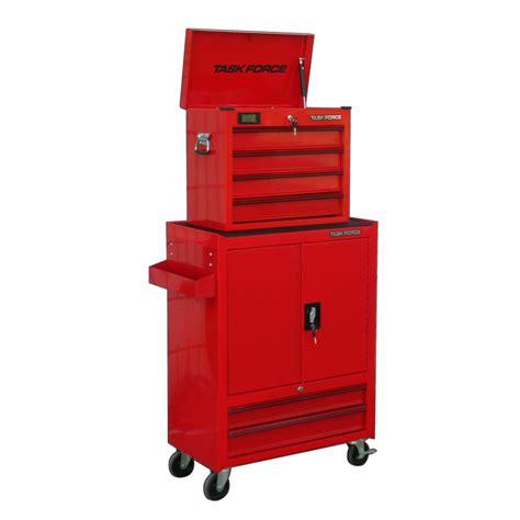 Task Tool Box 5 Drawer by Shop Task 58 66 In X 28 6 In 6 Drawer Bearing
