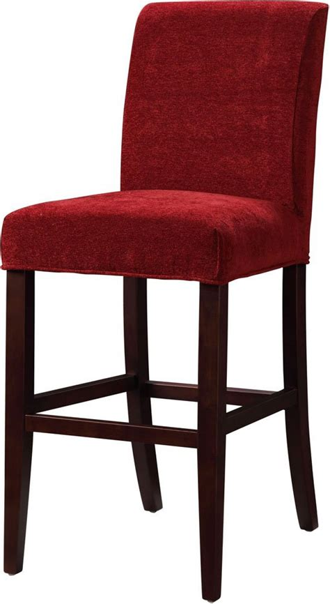 slipcovers for bar chairs bar stool slipcovers homesfeed