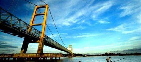 Jembatan Kutai Kartanegara 2 analisa runtuhnya jembatan mahakam ii tenggarong kaltim