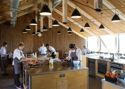 River Cottage Cooking School satellite adds cookery school to river cottage headquarters