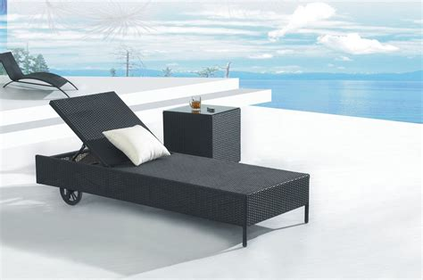 black outdoor wicker furniture design ideas for black wicker outdoor furnitur 20689