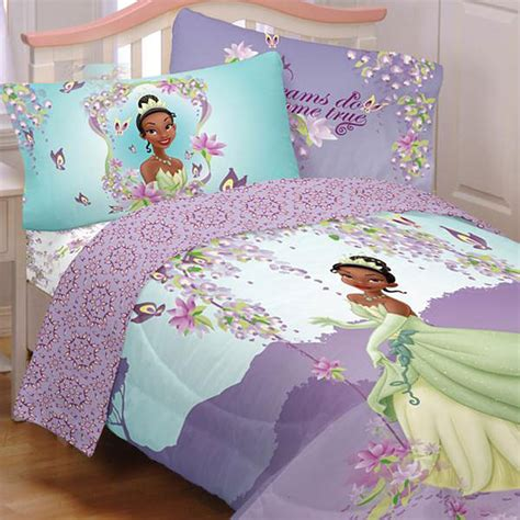 princess tiana comforter set disney princess