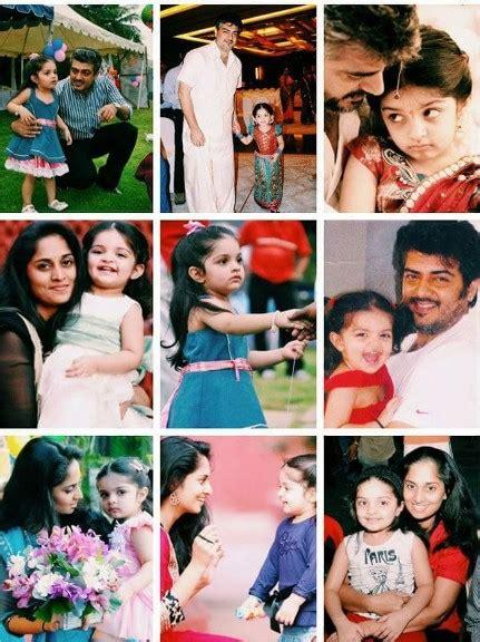 actor vijay daughter latest photos 2015 anoushka kumar ajith kumar s daughter height weight