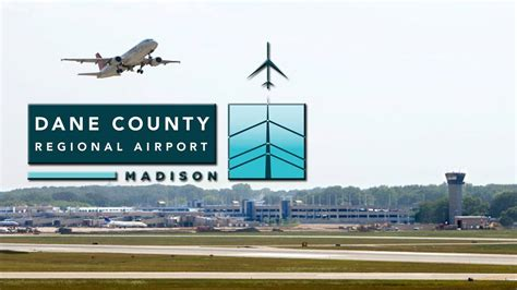 county airport dane county regional airport in your travel plans