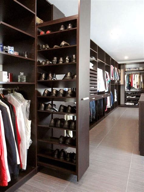 ideas  organizar el interior del closet  madera