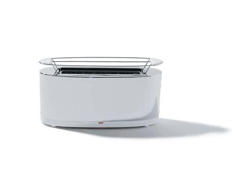 tostapane alessi alessi toaster mit br 246 tchenaufsatz kaufen