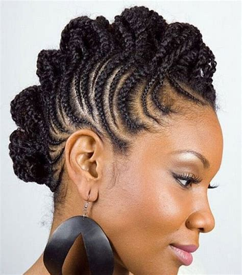 Cornrow Hairstyles For Adults by Corn Roll Hairstyle Images Hair