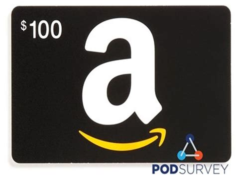Win Amazon Gift Card Survey - www podsurvey com fight win a 100 amazon gift card through podsurvey screwattack
