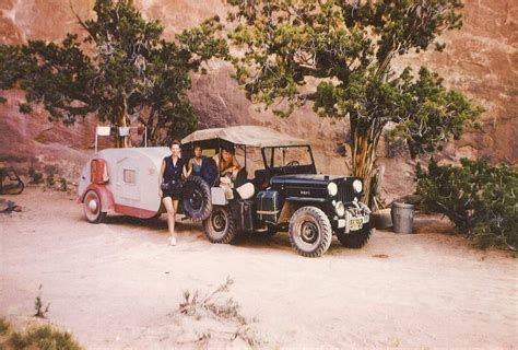jeep family willys jeep carries family through sixty years of desert