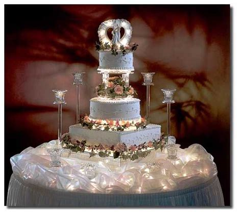 wedding cake table decor the smart tricks on wedding cake table decorations marina gallery