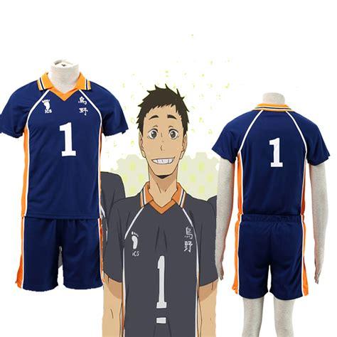 T Shirt Anime Haikyuu Karasuno Club jersey club sports promotion shop for promotional jersey club sports on aliexpress