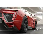 HD Background Project Cars Lykan Hypersport Red Supercar