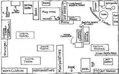 Ecers Classroom Floor Plan by Preschool Classroom Layout And Preschool On Pinterest