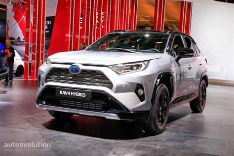 2019 Toyota Rav4 Hybrid by 2019 Toyota Rav4 Makes Hybrid Production Debut In