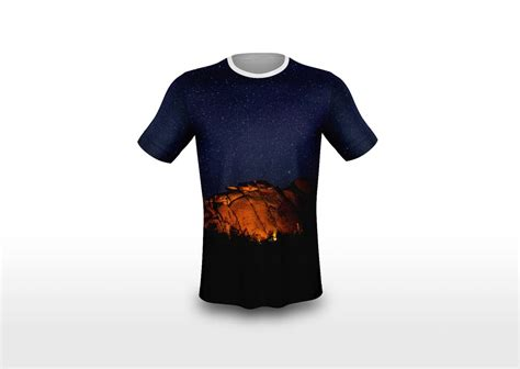 Shirt For Set Of Photorealistic T Shirt Mockups Mockupworld