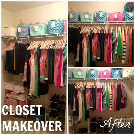 Closet Challenge by 8 Week Organizing Challenge Closet Makeover
