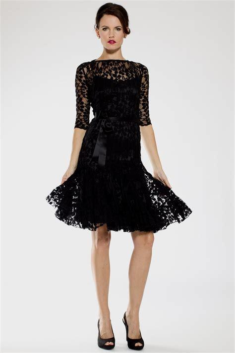 black homecoming dresses with sleeves long sleeve black cocktail dresses ocodea regarding