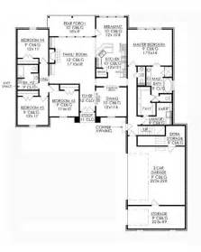 One Story House Plans With Bonus Room 653723 1 5 story french country house plan with a bonus