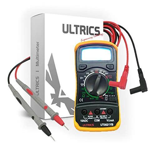 Tespen Digital Ac Dc Stanley Digital Voltage Tester Stanley meter uk review