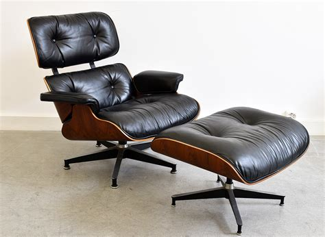 Eames Herman Miller Lounge Chair by Lounge Chair Ottoman Eames Herman Miller Mid