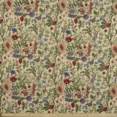 Floral Upholstery Fabric Australia upholstery spotlight and cottages on