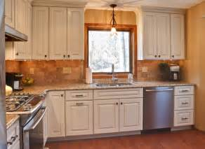 maximizing a small kitchen space traditional kitchen
