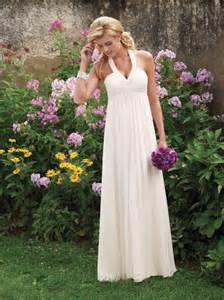 informal wedding dresses halter top informal wedding dresses prlog
