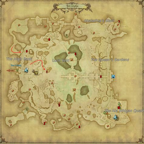 ffxiv maps xiv stormblood guide aether currents the