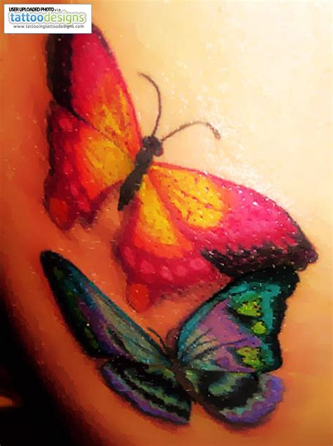 unusual butterfly tattoo designs unique butterfly designs tattooshunt
