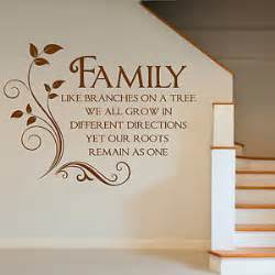 Wall Word Art Stickers wall art designs word wall art on a tree quote words wall
