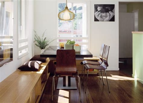 bench seating dining room table how a kitchen table with bench seating can totally