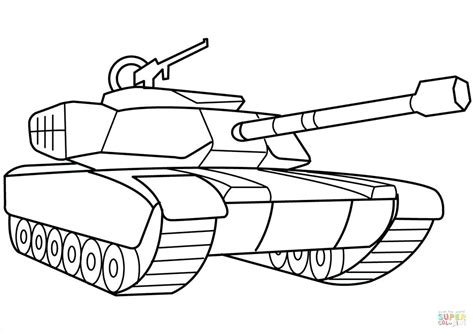 army war coloring pages military tank drawing at getdrawings com free for