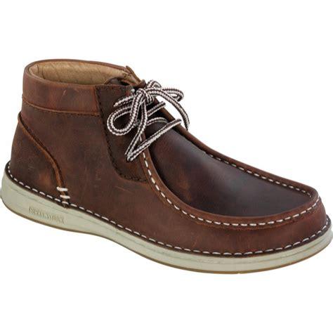 birkenstock boots mens birkenstock pasadena high boots brown grey