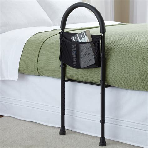 adjustable height bed rail elite care direct