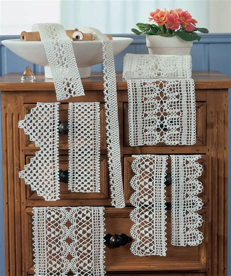 bordure uncinetto per mensole bordi all uncinetto schemi cerca con uncinetto