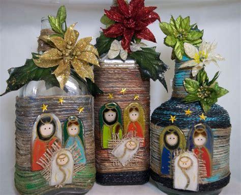 decoraci n navide a c mo hacer un rbol de navidad decoraci 243 n navide 241 a con papel frascos pi 241 as telas y