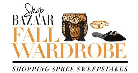 Harpers Bazaar Sweepstakes - harpersbazaar com fallwardrobe harper s bazaar fall wardrobe shopping sweepstakes